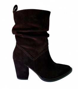 Nera Hunting High-Heeled Boots - KUNST