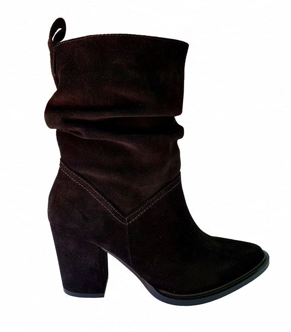 Nera Hunting High-Heeled Boots - KUNST.MX