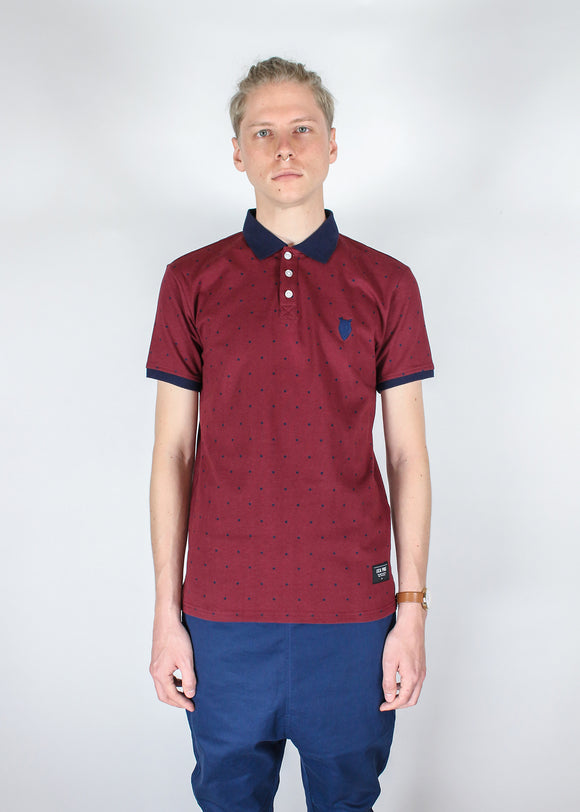The William Polo Shirt - KUNST.MX