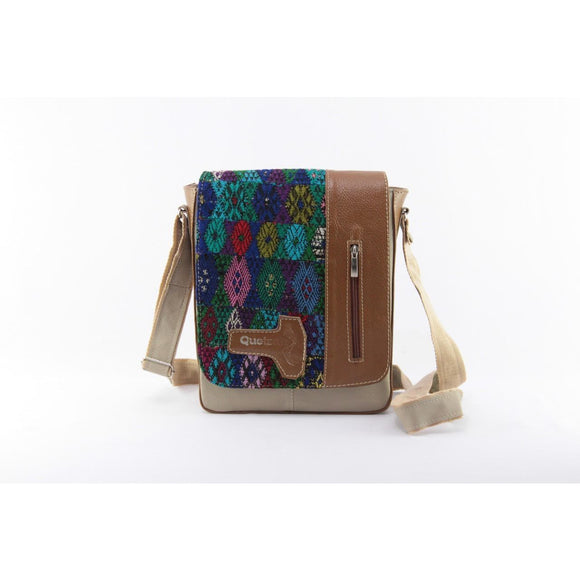 Artisanal Hueso Shoulder Bag - KUNST.MX
