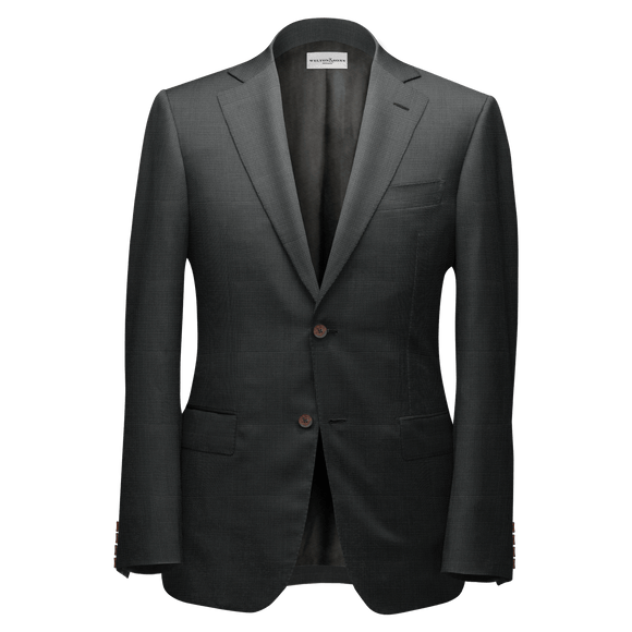 Black Knight Bespoke Suit - KUNST.MX