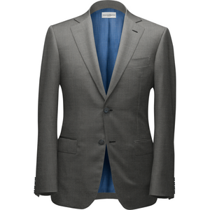 Smooth Gray Suit - KUNST.MX