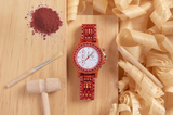 Dream Carver Handcrafted Watch - KUNST