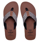 Tulum Flip Flops for Men - KUNST.MX