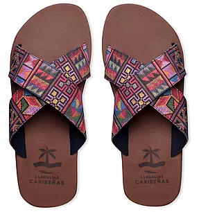 Caleta Flip Flops for Men - KUNST.MX