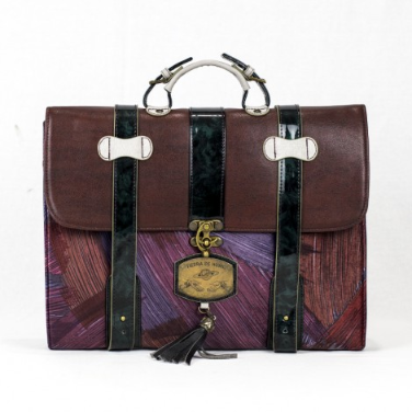 Cassiopea Executive Briefcase Bag - Rustic Pleasure - KUNST