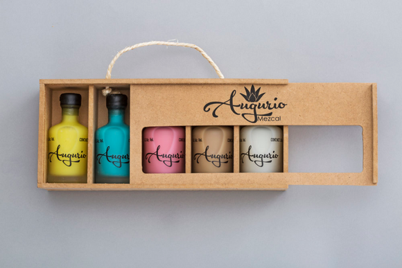 Augurio Mezcal - Mezcal Cream Kit - KUNST.MX