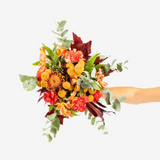 Thriller Night - Flower Bouquet - KUNST
