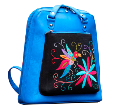 Colibri Tenango Backpack - Blue Princess - KUNST & EATS