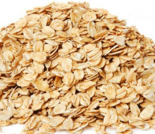 Organic Oats (500 grams) - KUNST & EATS