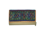 Nikte-Ha - Ethnic Embroidery Wallet - KUNST & EATS