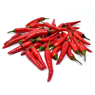 Organic Red Chile De Arbol - (at 100 grams) - KUNST.MX
