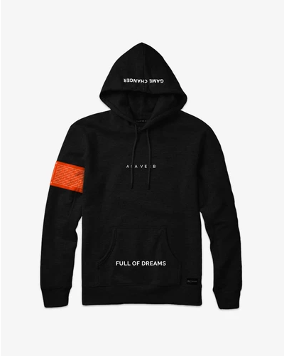 FULL OF DREAMS Hoodie - KUNST.MX