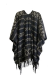 The Crow Poncho - KUNST & EATS