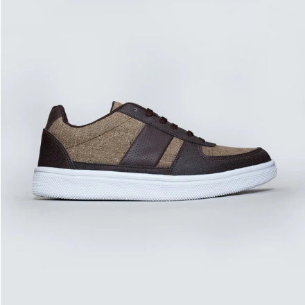 Oböe Brown Sneakers - KUNST & EATS