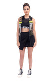 Rude Lemon Activity Sport Vest - KUNST.MX