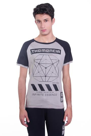 Geometric Rude T-Shirt - KUNST