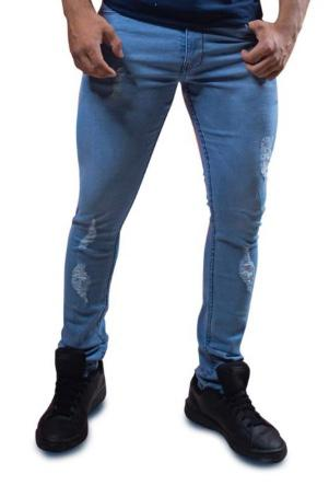Citrus Smooth Skinny-Fit Jeans