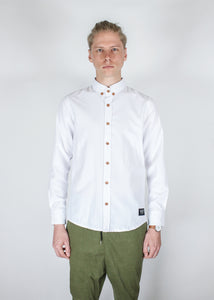"""The Pearl"" Button-Down Shirt - KUNST.MX"