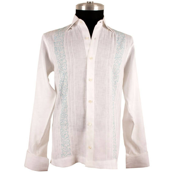 Beaded Shirt - KUNST & EATS