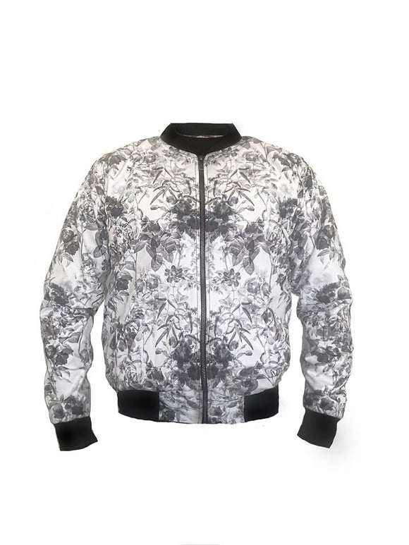 X-Ray Bomber Jacket - KUNST.MX