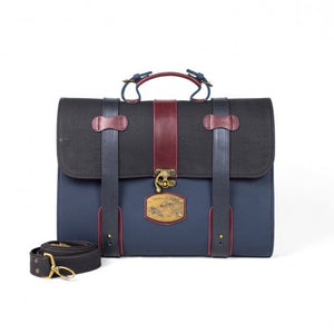 Cassiopea Executive Briefcase - Blue Soul - KUNST & EATS