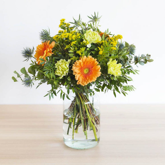 Downhill Sunset Bouquet - KUNST & EATS