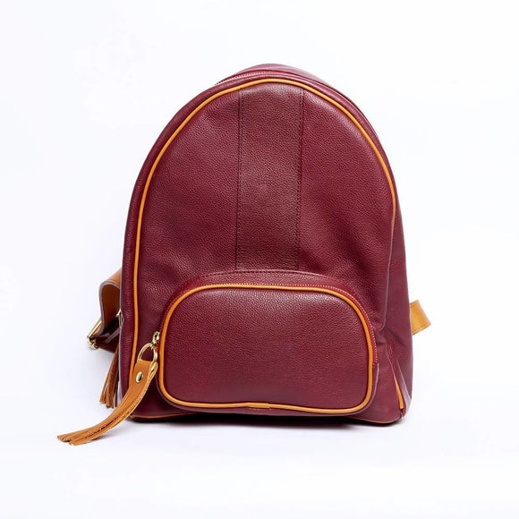 Antonia Velvet Backpack - KUNST.MX