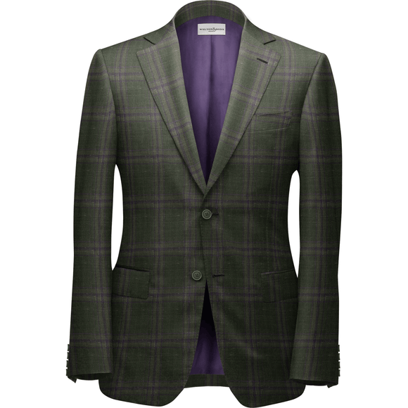 The Scottish Green Suit - KUNST.MX