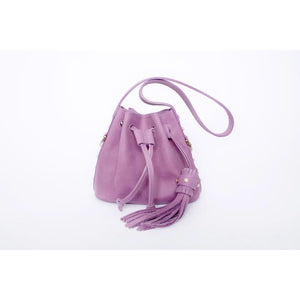 Lilac Extra Mini Pouch Bag - KUNST & EATS
