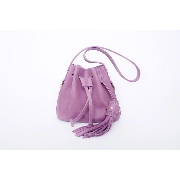 Lilac Extra Mini Pouch Bag - KUNST.MX
