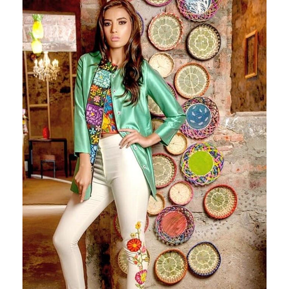 The Juchitlan Blazer - KUNST.MX