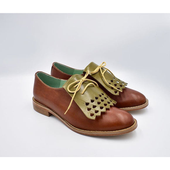 Giorno Bostonian Shoes - KUNST & EATS