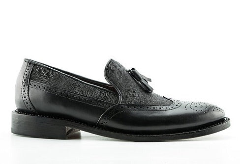 Franco Stingray Loafer Shoes - KUNST & EATS