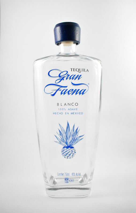 Gran Faena Tequila - Silver Edition - KUNST.MX