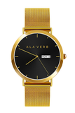 "Gold ""Ala Verb"" Watch - KUNST & EATS"