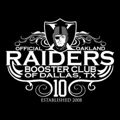 DFW Raiders 4 Life 2018 Membership