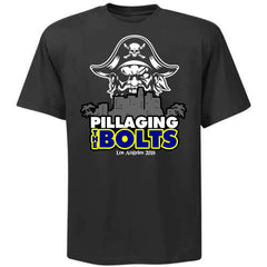 Pillaging the Bolts Shirt - Los Angeles 2018