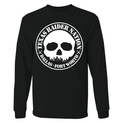 DFW Raiders 4 Life Booster Club Sweater