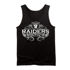 DFW Raiders 4 Life Booster Club Tank Top