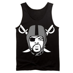 Ice Cube - Raiders 4 Life Tank Top