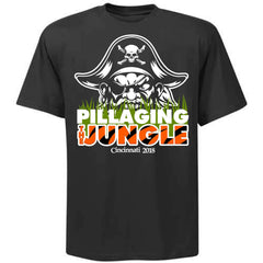Pillaging the Jungle Shirt - Cincinnati 2018