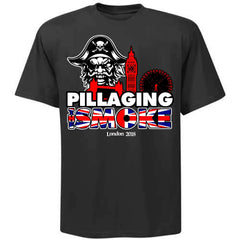 Pillaging the Smoke Shirt - London 2018