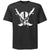 Raiders 4 Life Skull Tee Shirt