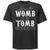 Womb to the Tomb Raiders 4 Life Tee Shirt