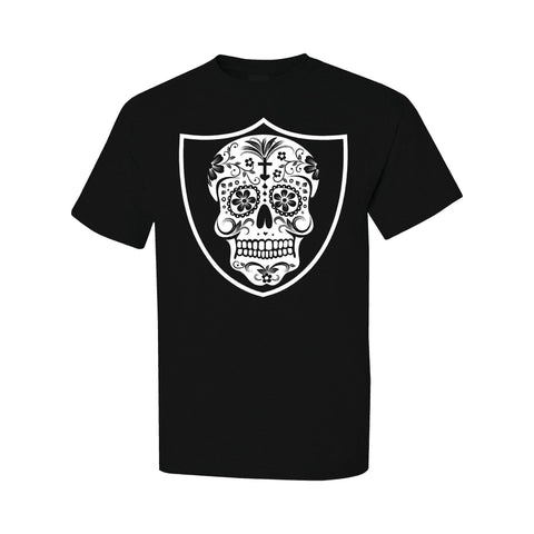 Aztec Skull - RAIDERS 4 LIFE Shirt