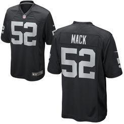Khalil Mack - Oakland Raiders Home Jersey