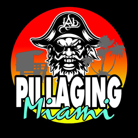 Pillaging Miami - Island Takeover