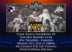 SuperBowl XV Viewing Party - iPic, Fairview, TX