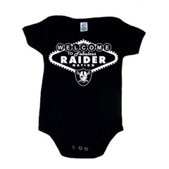 Las Vegas - Raiders 4 Life Kids Shirt or Onesie